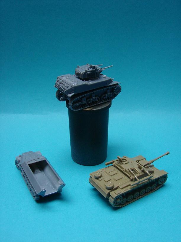 "Sherman M4A1 76mm ""opération cobra"" [Plastic Soldier 15mm] Dsc00859"