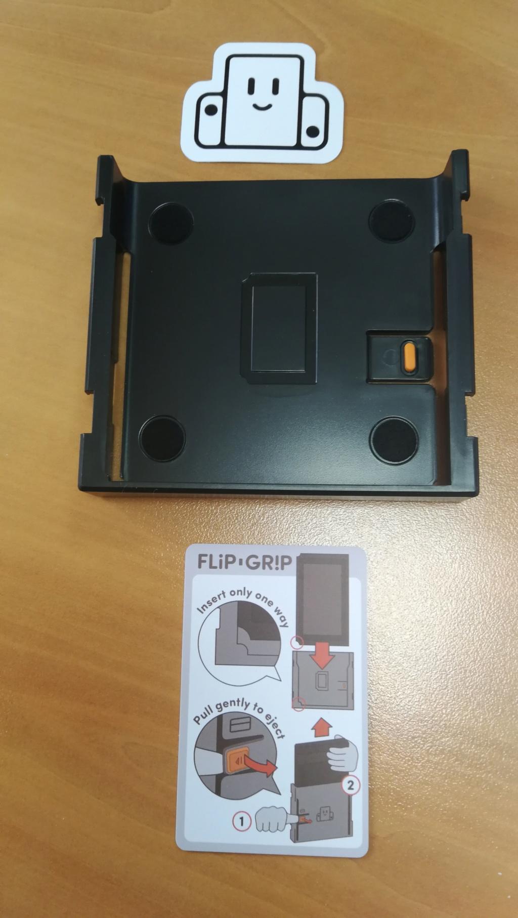 Flip Grip : jouer en tate sur Switch Img_2067