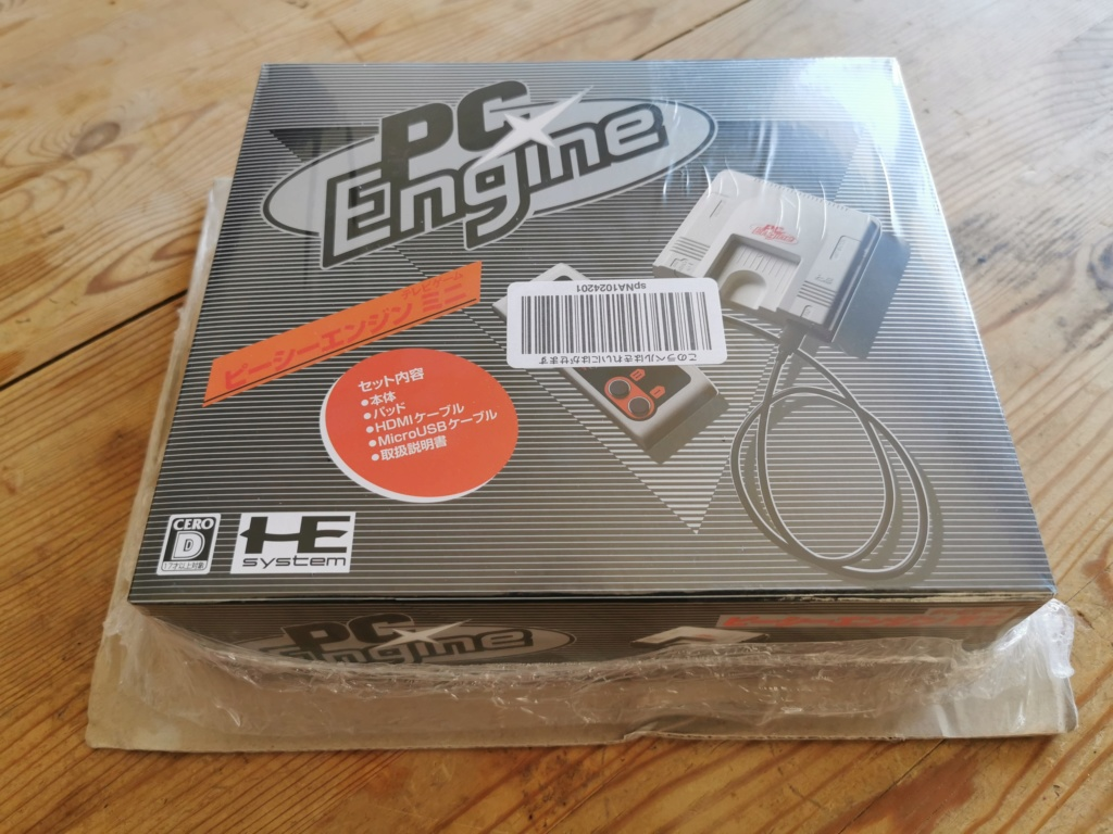 PC Engine MINI...par Konami... - Page 24 Img_2246