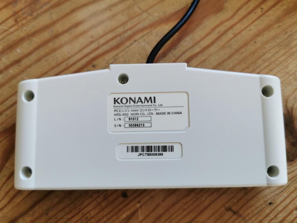 PC Engine MINI...par Konami... - Page 24 Img_2259