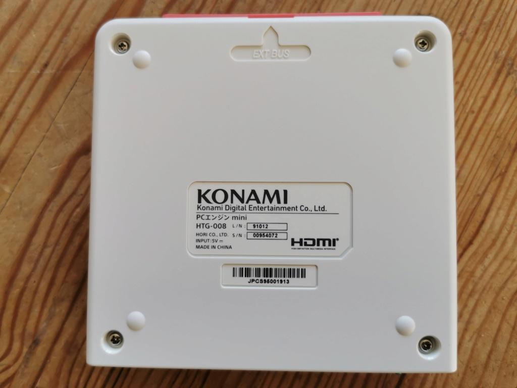 PC Engine MINI...par Konami... - Page 24 Img_2261