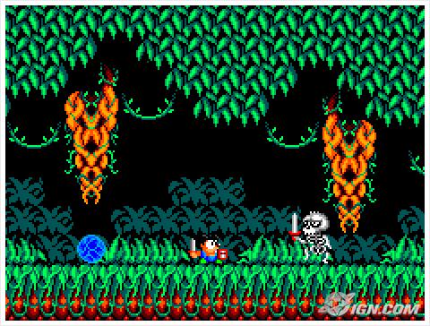 LE plus beau jeu Sega Master System? - Page 7 Jungle10