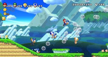 New Super Mario Bros.U deluxe New-su10