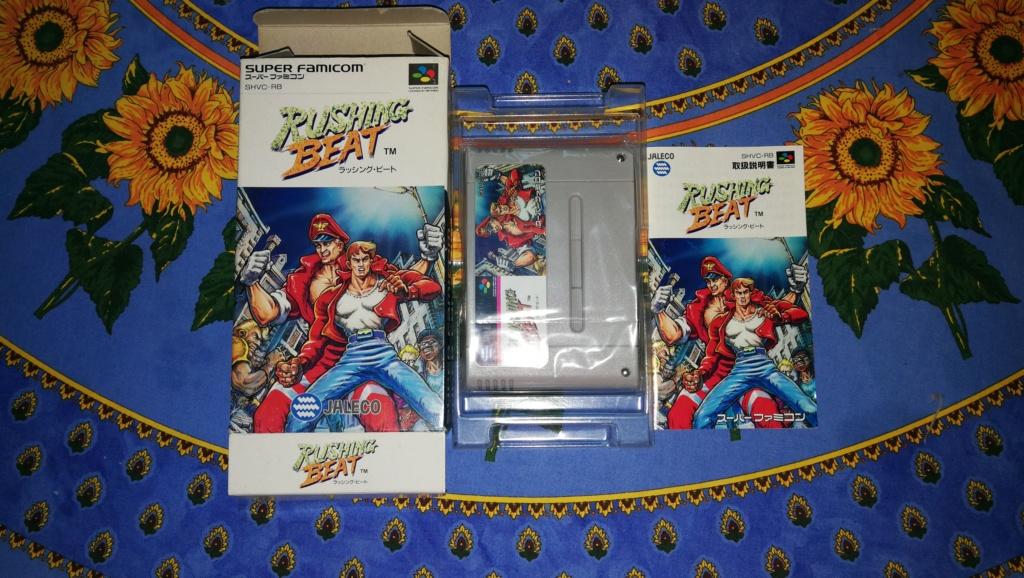 [VDS] Jeux Super Famicom Rushin10