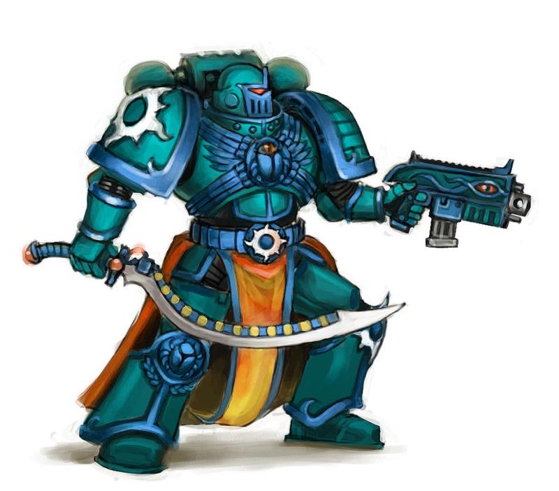 La Légion Renégate de NecroBob Thousa10