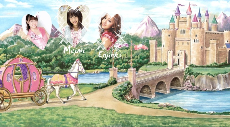 [Stage: AKB48] Gyakuten Oojisama Enji_m10