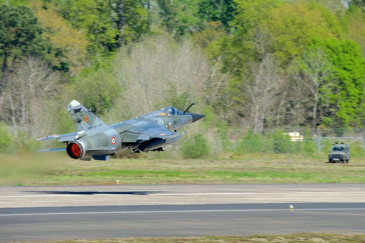 DEBRIEFING RECCE MEET MONT DE MARSAN 2014 .  Mirage15