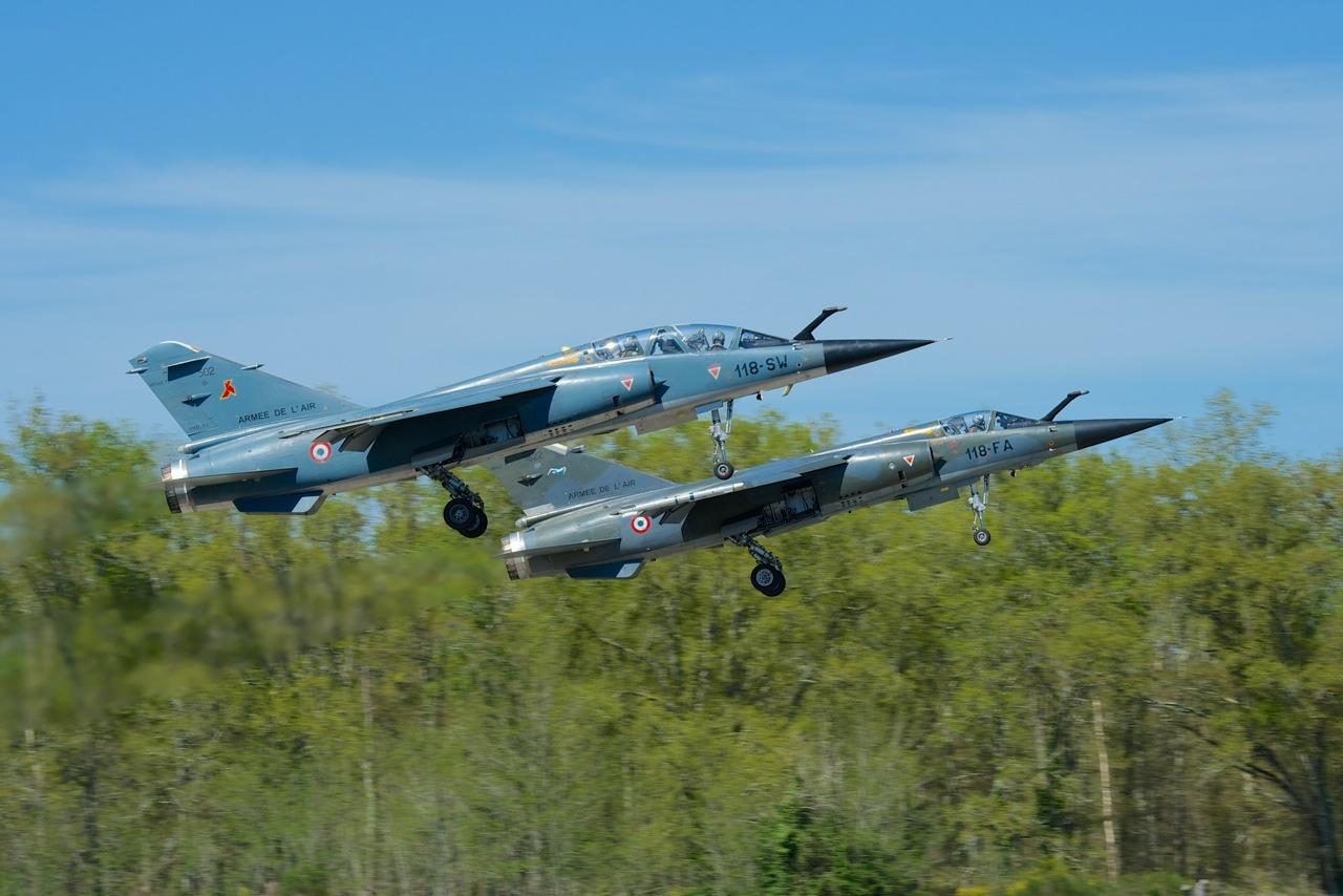 DEBRIEFING RECCE MEET MONT DE MARSAN 2014 .  Mirage22