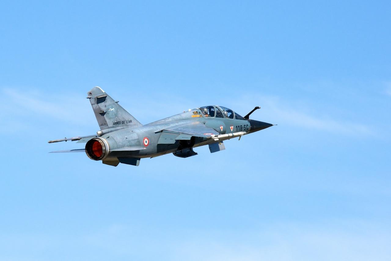 DEBRIEFING RECCE MEET MONT DE MARSAN 2014 .  Mirage24