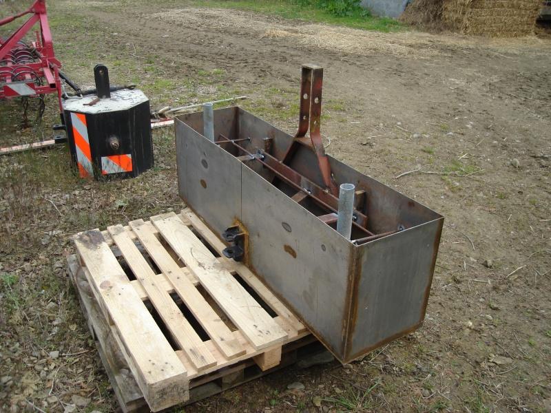 Masse AR tracteur et chariot a tourelle Dsc02612