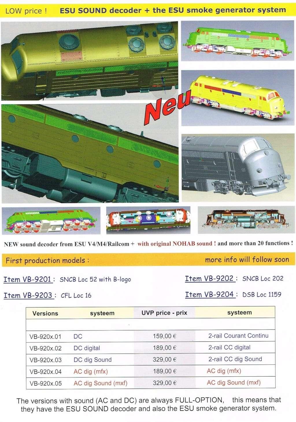 Budget Line 2 de Van Biervliet - Nohab 1g7v11