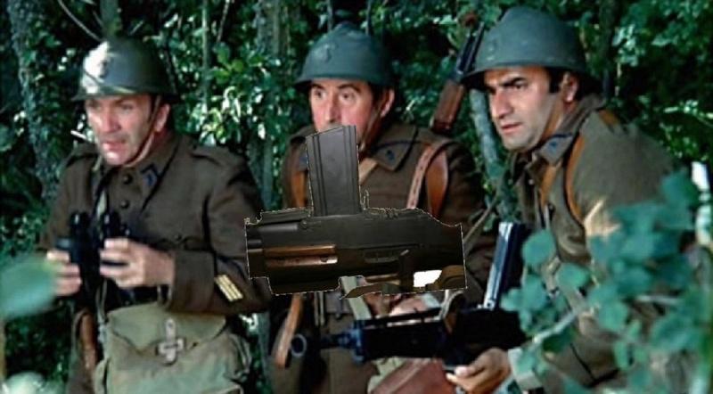 Le Fusil-Mitrailleur de Châtellerault Mle 1924 M29 et accesoires - Page 2 24-2910