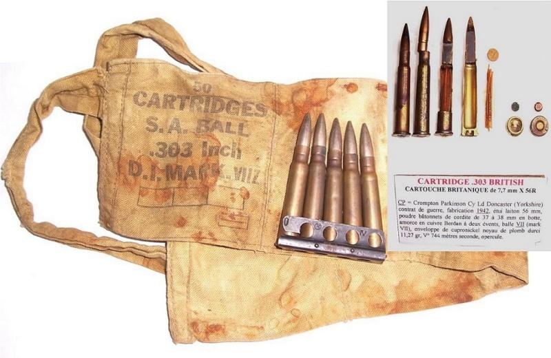 Cartridge .303 British _30310