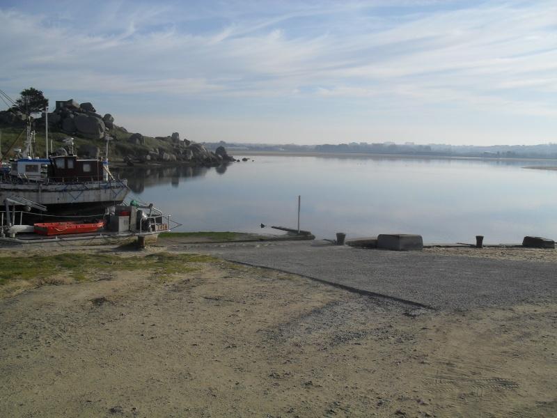Vu sur le petit port (kernic) ce matin 00314