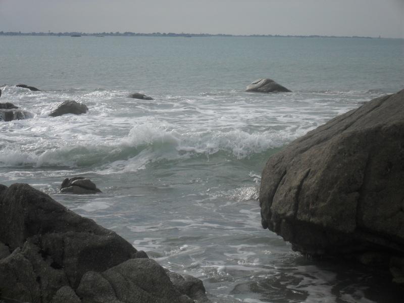la mer était si calme ce soir ! 00524
