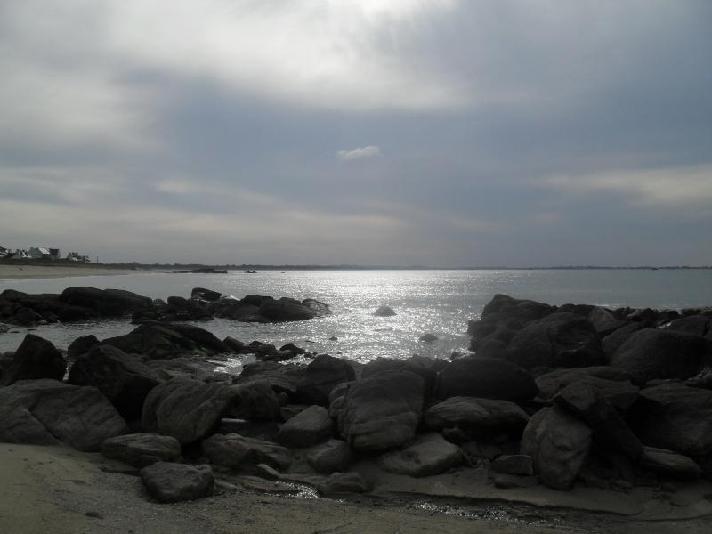 la mer était si calme ce soir ! 00716