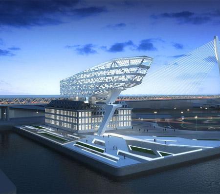 A nos amis belges : Anvers (Antwerpen) Future10