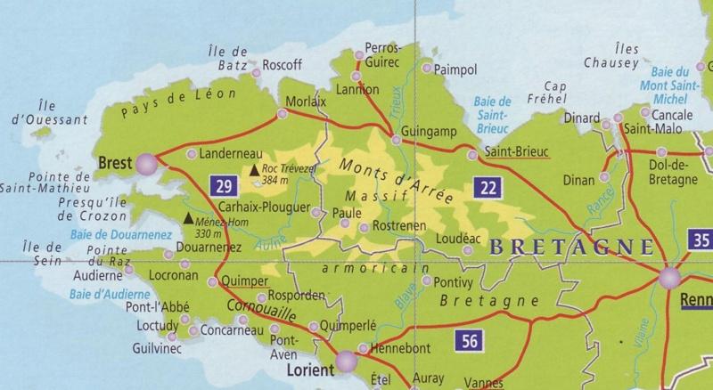 Nous avons même la montagne en Bretagne .... Massif10