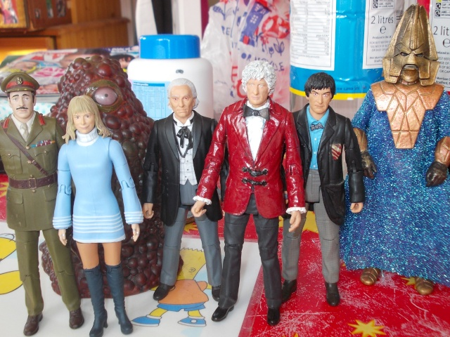 Doctor Who 50th Anniversary CUSTOM FIGURES COMPETITION Dscn0711