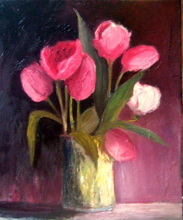 Les tulipes roses cette fois-ci Dscf7821