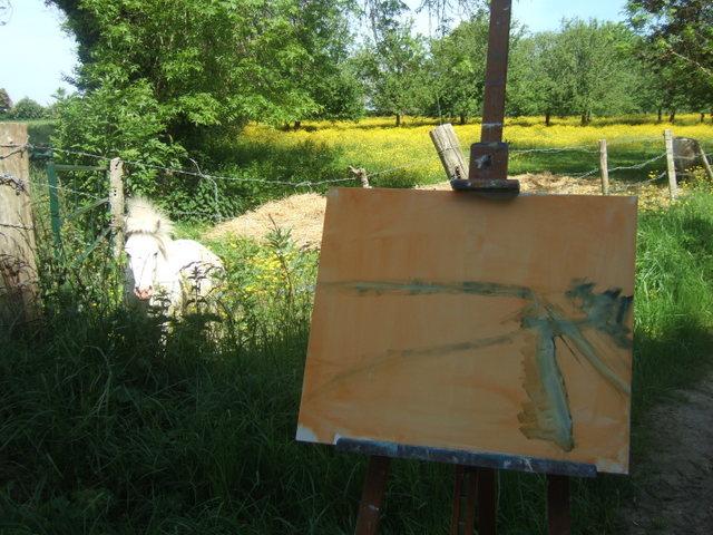 """Peinture """"plein air"""" Dscf8134"""