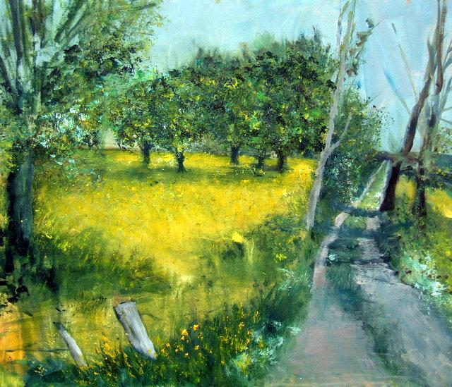 """Peinture """"plein air"""" Dscf8137"""