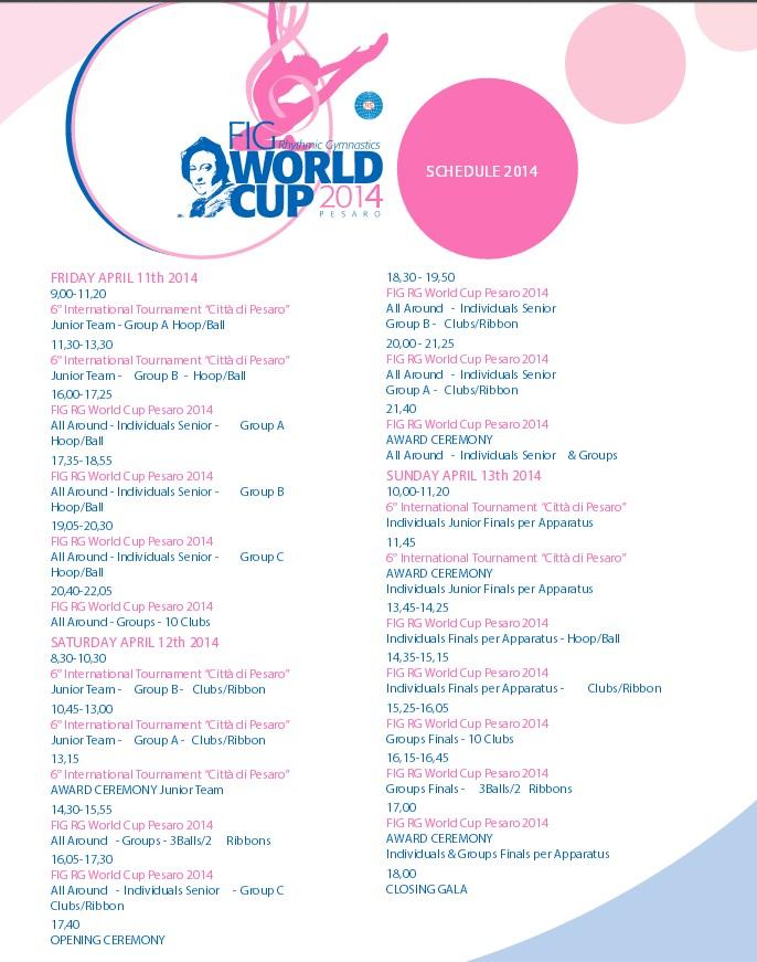 Coupe du monde de Pesaro 2014 - Page 2 03e02010