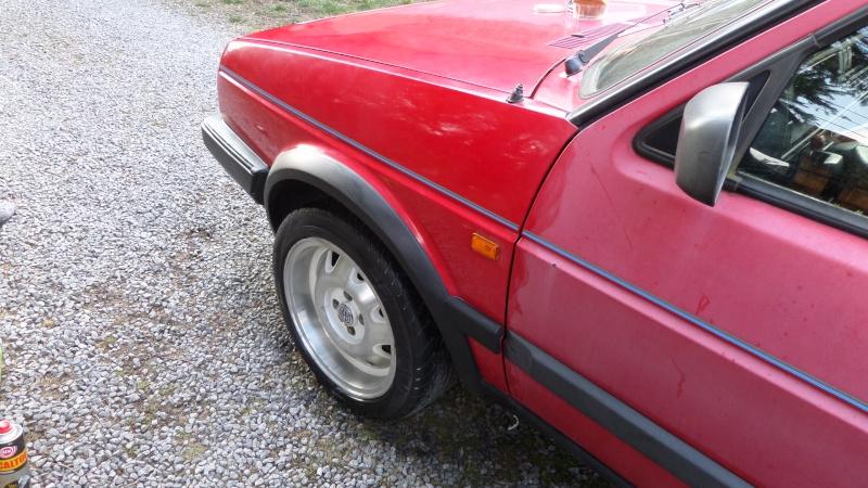 Golf 2 1300cc de 1990 série MADISON. Nouvelle photo.. Sam_0243