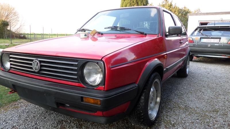 Golf 2 1300cc de 1990 série MADISON. Nouvelle photo.. Sam_0244