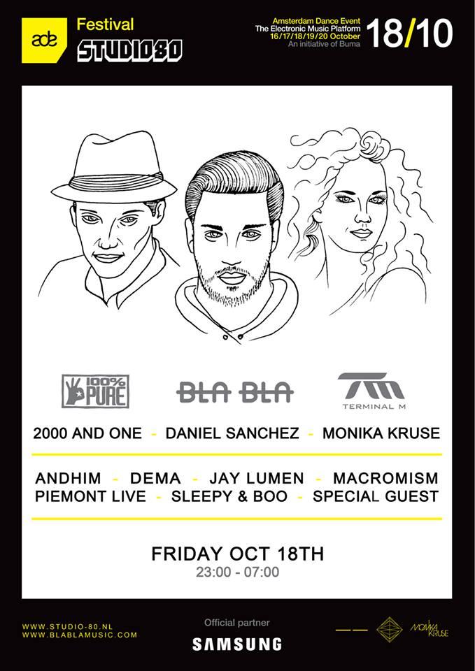 2013.10.18. - JAY LUMEN - LIVE @ STUDIO 80 (AMSTERDAM, NETHERLANDS) [ADE 2013] 8010