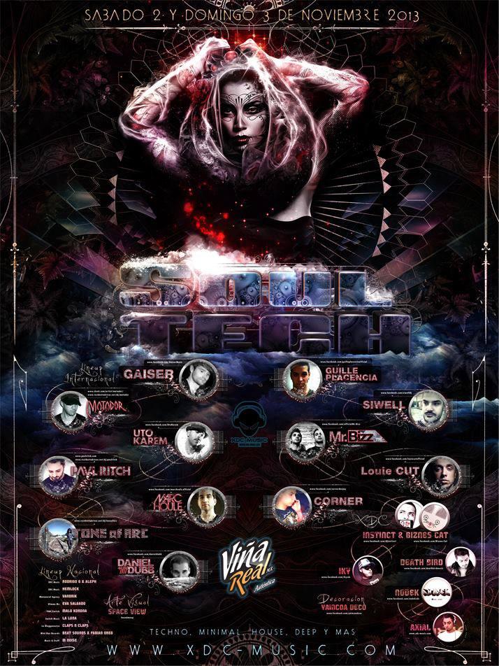 2013.11.02 - UTO KAREM - LIVE @ SOUL TECH FESTIVAL 2013 (MEXICO CITY) Soulte10