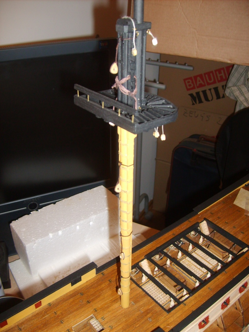 Kobra46 HMS Victory von DeAgostini - Seite 2 Grossm11
