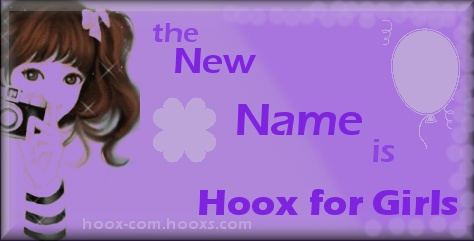 Hoox For Girls