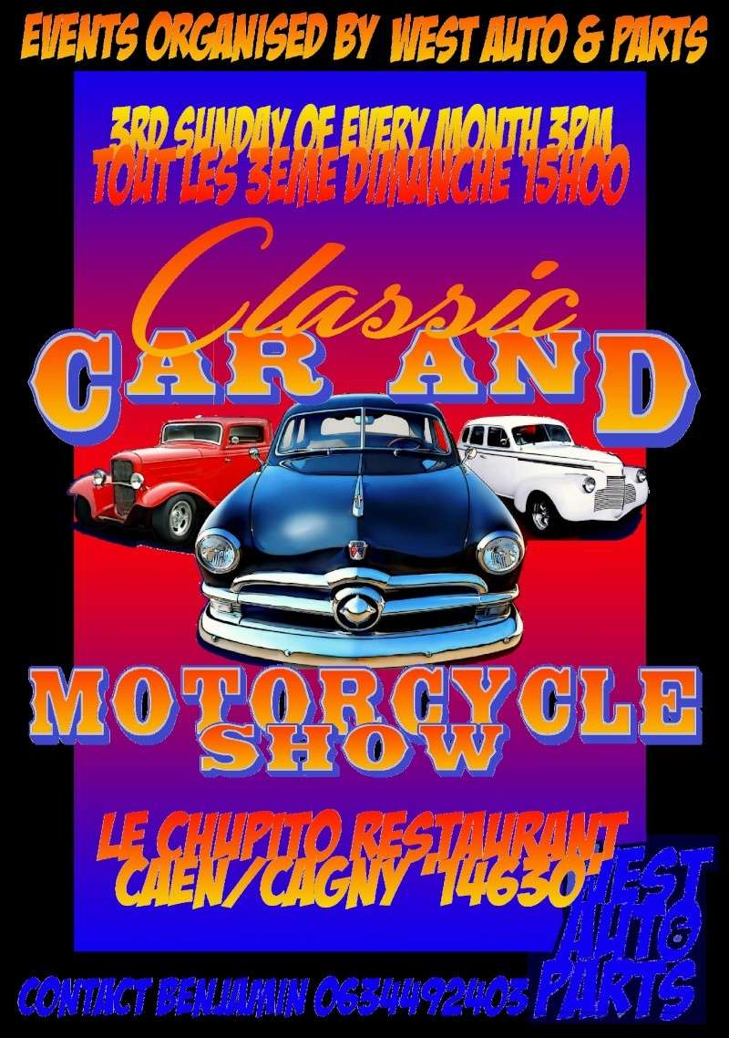 CLASSIC CAR & MOTORCYCLE SHOW Mars 2014 ( Calvados 14 ) Nouvel10