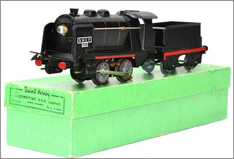Locomotives à vapeur électriques Ova_no10