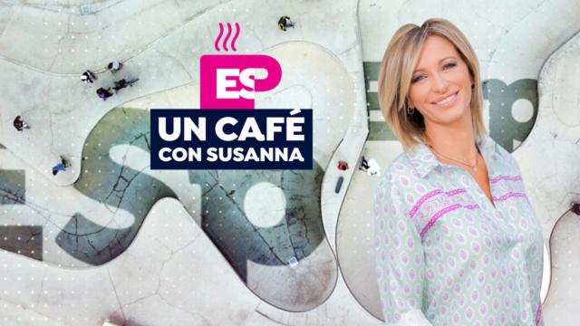 """[Antena 3] Un Café con Susana; Rosa Díez: """"España y la UE no pueden mirar para otro lado"""" 1280x710"""