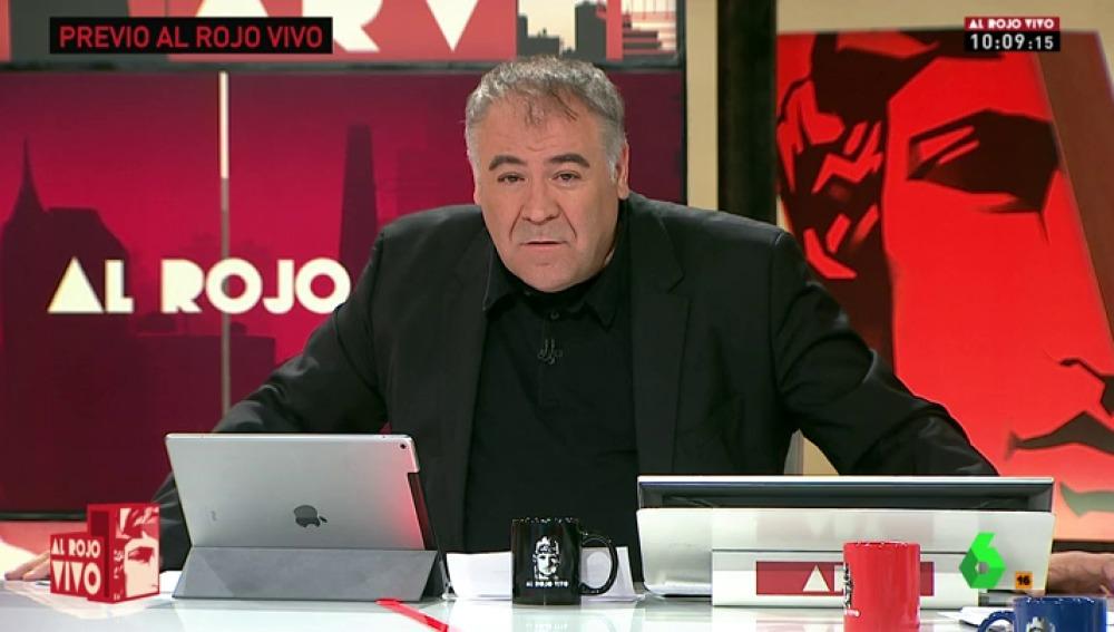 [La Sexta] Al Rojo Vivo Post elecciones  58_210