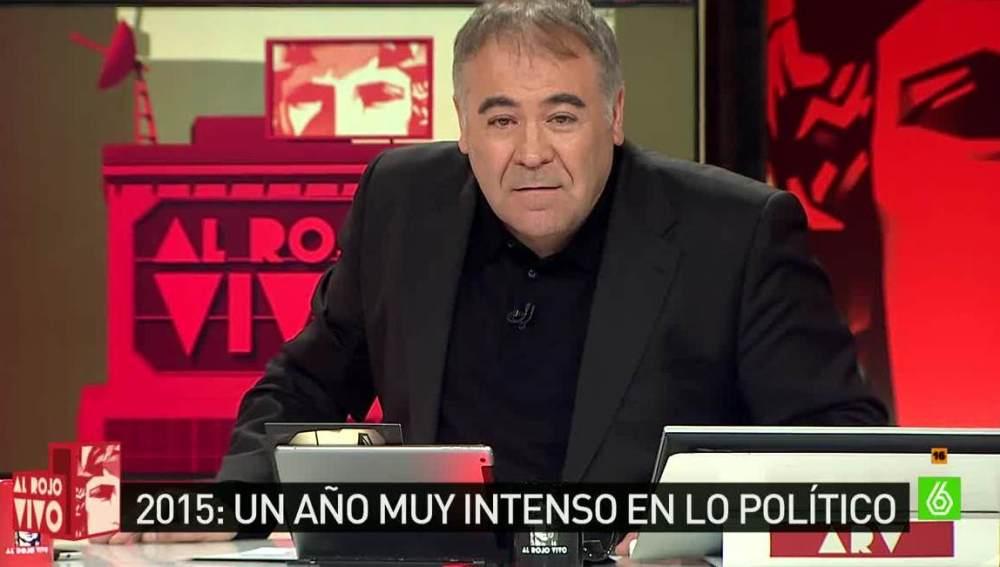 [La sexta] Al Rojo Vivo: Encuesta: El Centro-Derecha sorpassa a gran escala a una Izquierda deprimida 58_2110