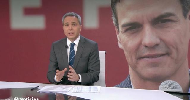 """Àntena 3] Antena 3 Noticias: """"Pedro Sánchez retira al ejército en Cataluña"""" 5cbaf010"""