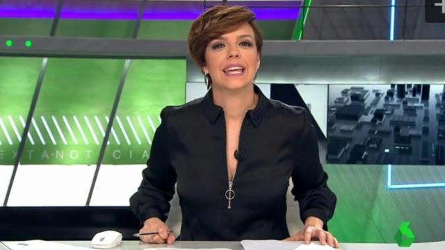 "[La Sexta] La Sexta Noticias: ""Susana Díaz se retira misteriosamente de la sesión de investidura"" Cristi10"