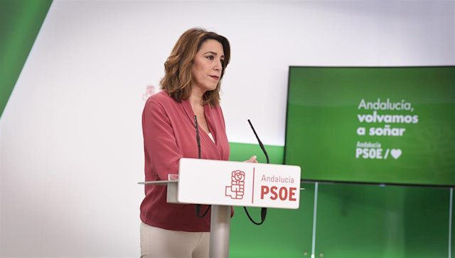 "[La Sexta] La Sexta Noticias: ""Susana Díaz se retira misteriosamente de la sesión de investidura"" Fotono10"