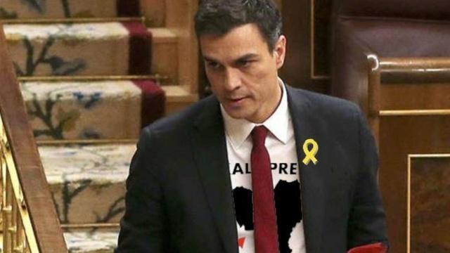 """[Antena 3] Antena 3 Noticias: Pedro Sánchez ataca al Congreso y al Tribunal Constitucional: """"¿Me puede explicar por qué ha iniciado esta sesión sin haber dado mi consentimiento?""""  Mocion10"""
