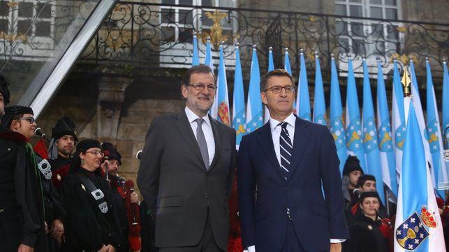 """[Antena 3] Antena 3 Noticias: """"Ligeras discrepancias en Génova tras el último Consejo de Ministros"""" Rajoy-10"""