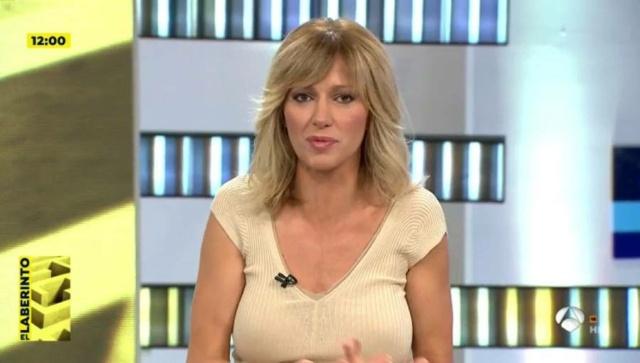 """[Antena 3] Un Café con Susana; Rosa Díez: """"España y la UE no pueden mirar para otro lado"""" Susana10"""