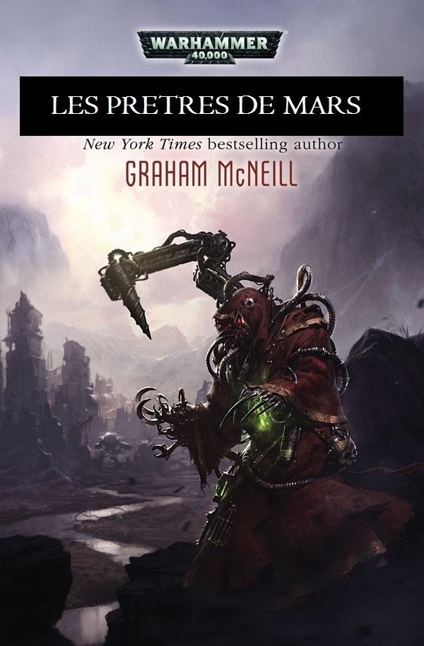 Les Prêtres de Mars de Graham McNeill 37502911
