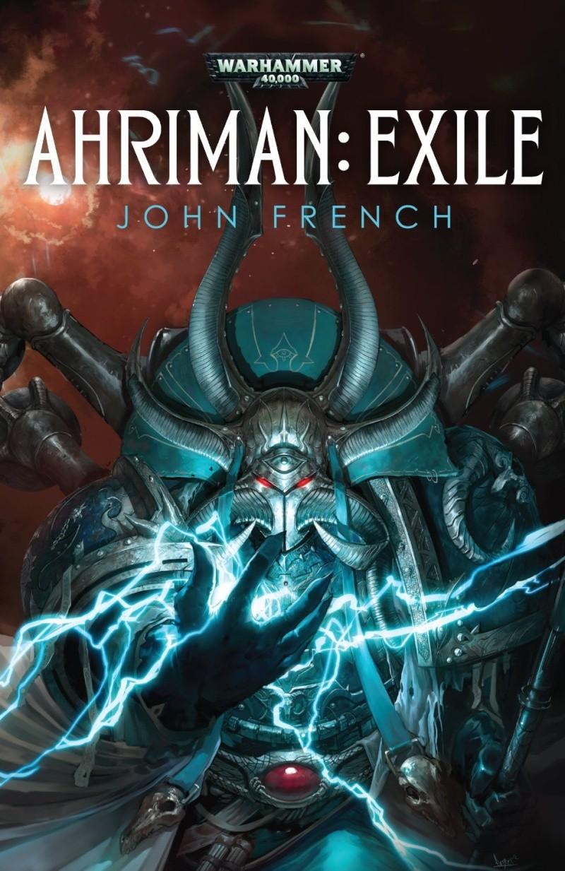 Ahriman : L'exilé de John French 915yed10