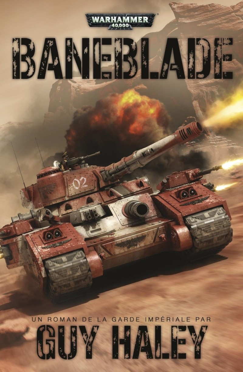 Baneblade de Guy Haley Banebl10