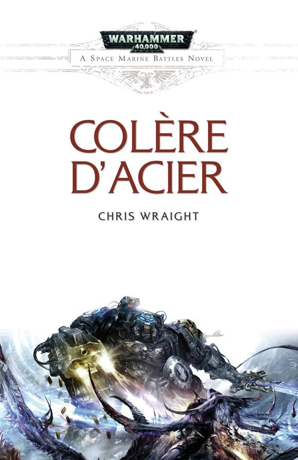 Colère d'Acier de Chris Wraight Fr-wra11
