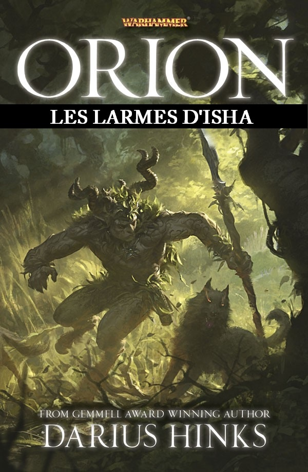 Orion: Les larmes d'Isha de Darius Hinks Les_la10