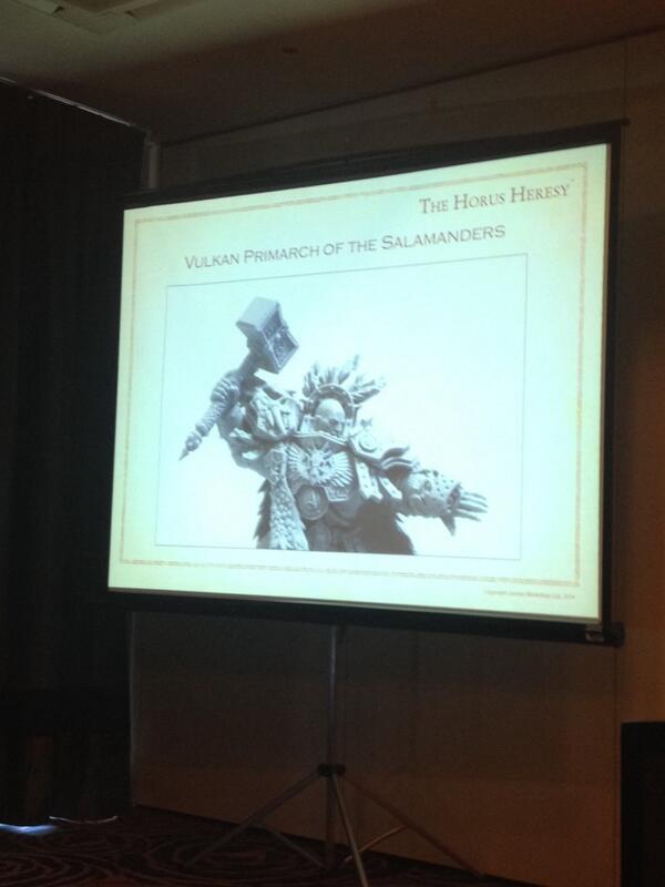 [The Horus Heresy Weekender 2014] - Centralisation des news Vulkan10